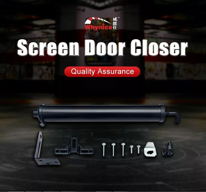 screen door spring closer